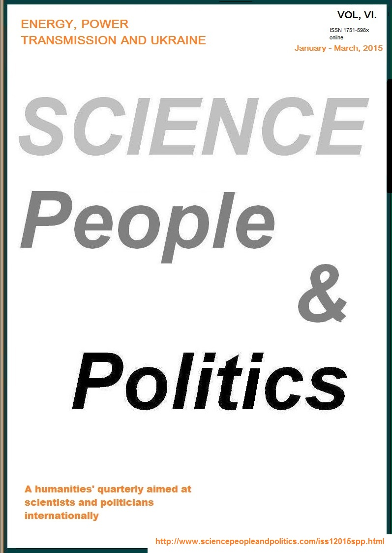 Science, People & Politics, Issue 1, 2015